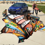 Toyota and Revolt Create a Convergence of New Technology, Art and Music