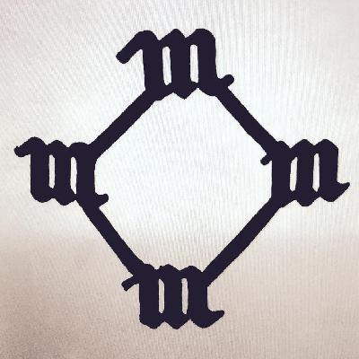 kanye west album image with diamond Ms1