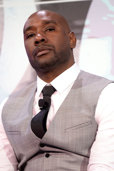 """Morris Chestnut attends the """"The Leading Man"""" panel discussion during the 2014 American Black Film Festival at Metropolitan Pavilion on June 20, 2014 in New York City"""