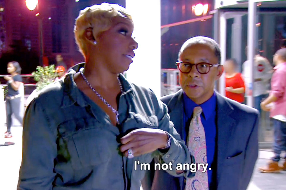 NeNe Leakes and Dr. Jeff