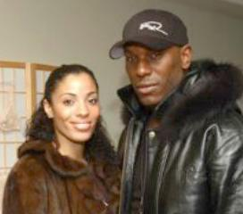 norma mitchell & tyrese gibson