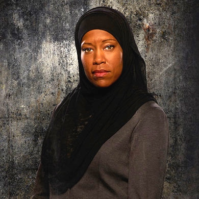 "Regina King as Aliyah Shadeed in ABC's ""American Crime"""