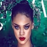Rihanna's 'Harper's Bazaar China' Covers & New Song 'American Oxygen'