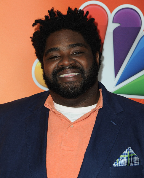 ron funches the half hour