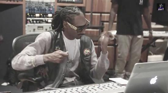snoop dogg (studio - bush)