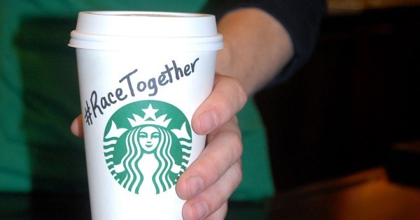 starbucks race together cup