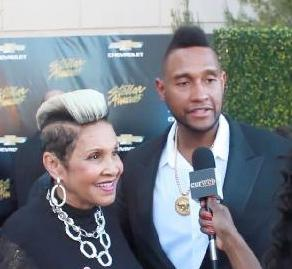 miss robbie & tim at stellar awards1a