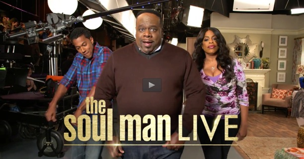 the soul man, cedric the entertainer, niecy nash