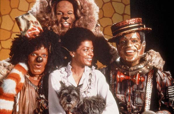 The Wiz: Michael Jackson, Ted Ross, Diana Ross, Nipsey Russell