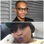 Shekinah Jo Upset at T.I. Again; Says He Gave Her the Boot from 'Family Hustle'