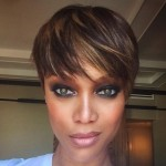 Tyra Banks Debuts New Pixie Cut (Pics)