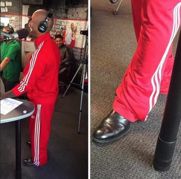 tyrese adidas dress shoes