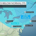 It Ain't Over – Calendar Says it's Spring, but Winter Still Hanging Around Northeast