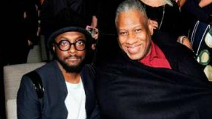 will-i-am & andre leon talley