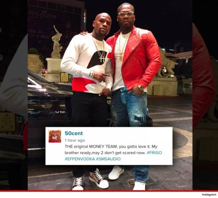 50 cent-mayweather-instagram-pic