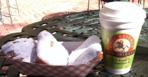 Coffee and Beignets: Photo Credit, Ricky Richardson
