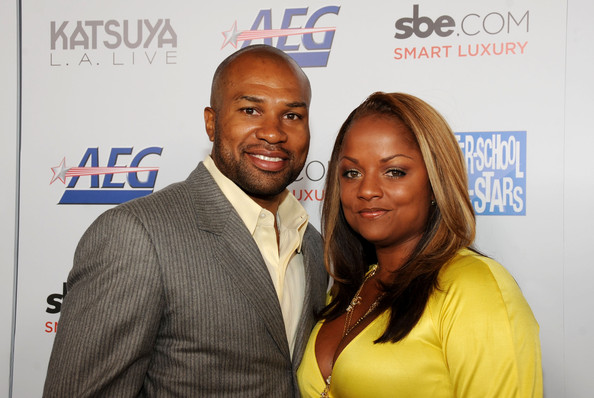 Derek-Fisher-wife-Candace-Fisher