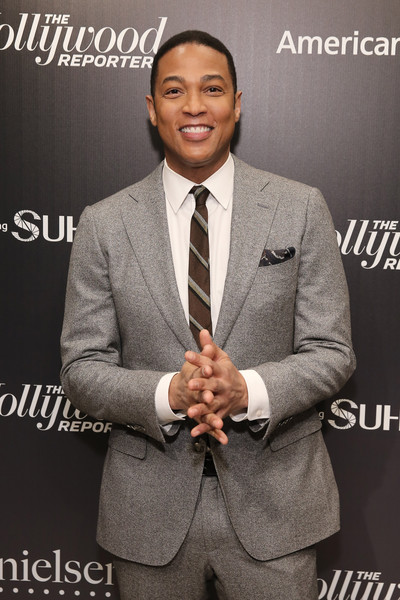 Don Lemon attends 'The 35 Most Powerful People In Media' celebrated by The Hollywoood Reporter at Four Seasons Restaurant on April 8, 2015 in New York City