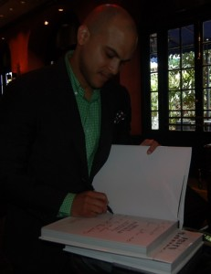 Irvin Mayfield book signing: Photo Credit, Ricky Richardson