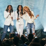 Beyoncé and Kelly Rowland Join Michelle Williams for 'Stellar Awards' Performance