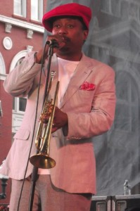 Kermit Ruffins: Photo Credit, Ricky Richardson