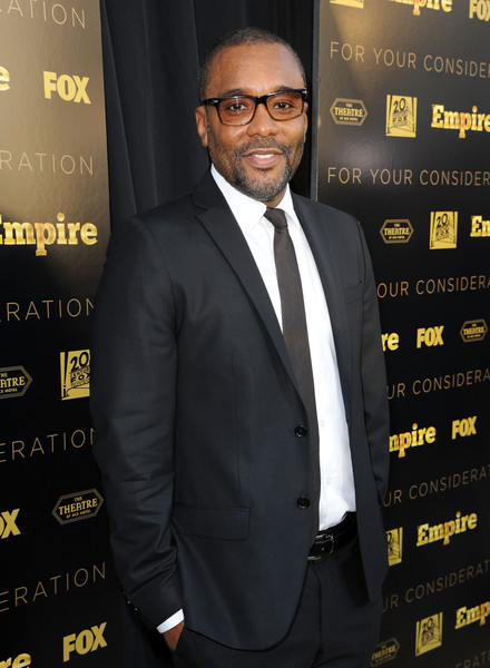 """Director Lee Daniels arrives at Fox's """"Empire"""" ATAS Academy Event at The Theatre at The Ace Hotel on March 12, 2015 in Los Angeles, California"""