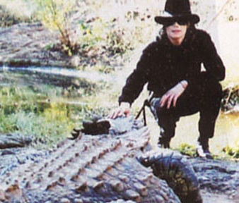 Michael_and_Alligator1
