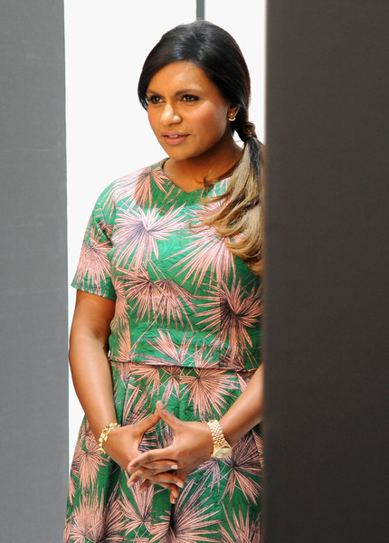 Actress Mindy Kaling attends Variety Studio Actors on Actors presented by Autograph Collection Hotels on March 29, 2015 in Los Angeles, California