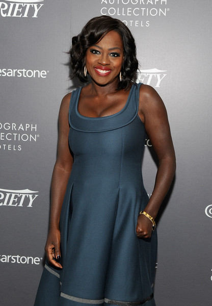 Actress Viola Davis attends Variety Studio Actors on Actors presented by Autograph Collection Hotels on March 29, 2015 in Los Angeles, California