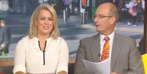 australian tv anchors