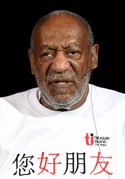 Comedian/actor Bill Cosby performs at the Treasure Island Hotel & Casino on September 26, 2014 in Las Vegas, Nevada