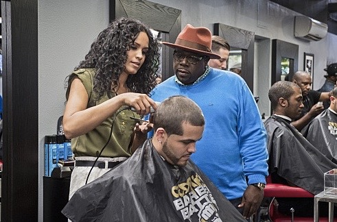 First Look: ?Cedric?s Barber Battle? Fades In on April 17 (Watch ...