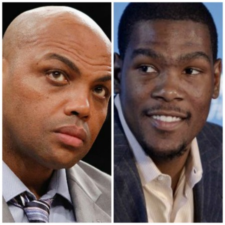 charles barkley, kevin durant,