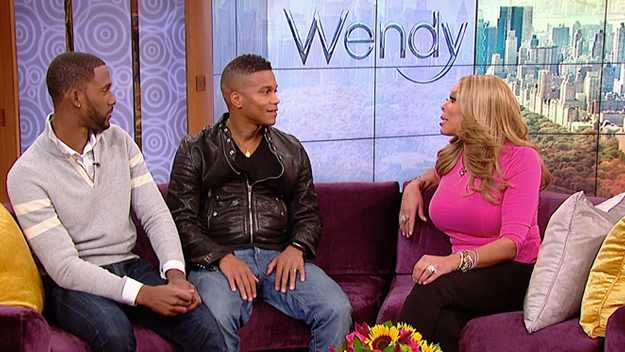 cory hardrict wendy williams