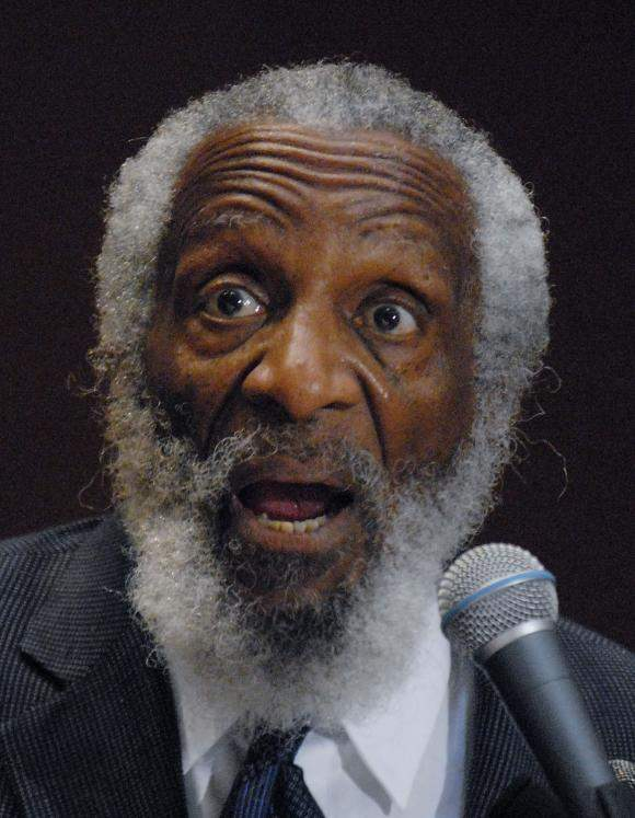 Comedian & Activist Dick Gregory to key note 4th Annual Comics Rock Convention