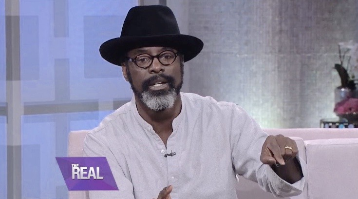 isaiah washington the real
