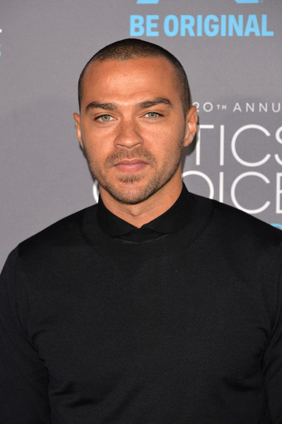 Actor Jesse Williams attends the 20th annual Critics' Choice Movie Awards at the Hollywood Palladium on January 15, 2015 in Los Angeles, California