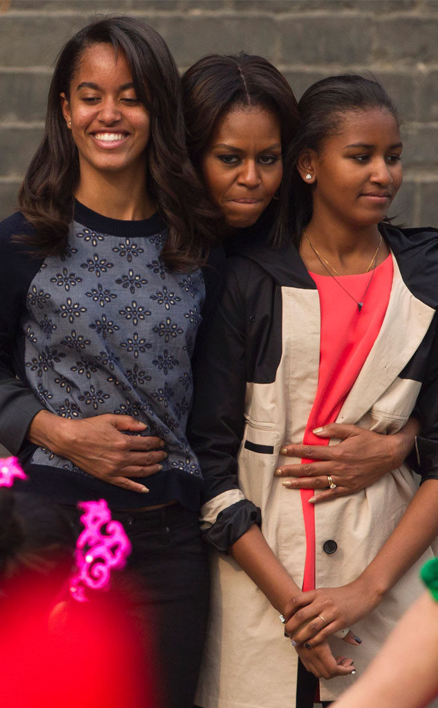 Flotus Doesn T Know Why Her Kids Made Time S Influential