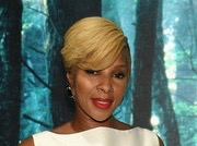 Mary J. Blige attends the DSQUARED2 celebration