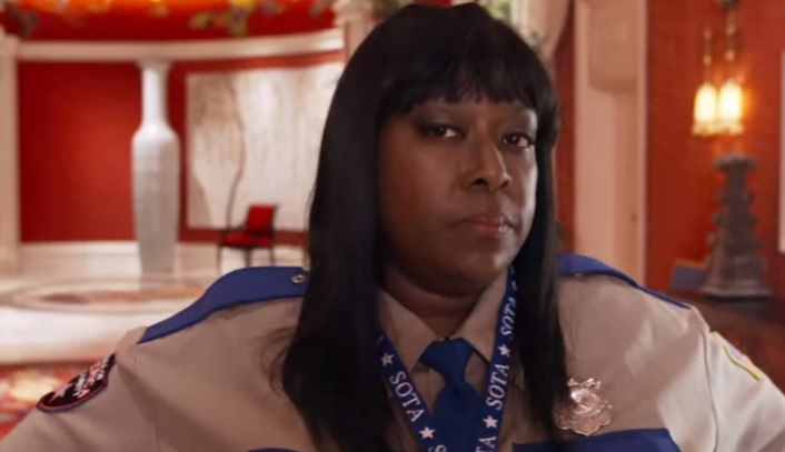 Loni Love in 'Paul Blart: Mall Cop 2'
