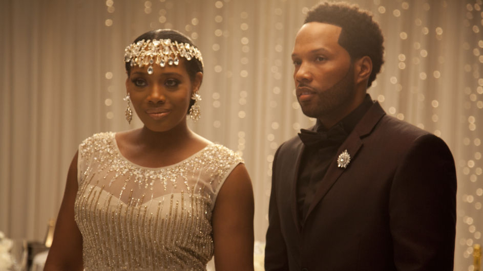 """Yandy Smith and Mendeecees Harris of VH1's """"Love & Hip Hop"""""""