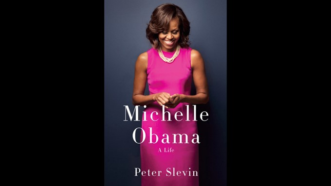 michelle obama a life book cover