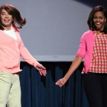 Michelle Obama, Jimmy Fallon in 'Evolution of Mom Dancing 2' (Watch)