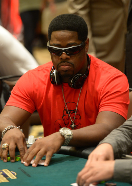 Nathan Morris of Boyz II Men attends the Hollywood Charity Series Of Poker Supported By PokerStars To Benefit Habitat For Humanity at Seminole Hard Rock Hotel & Casino & Hard Rock Cafe Hollywood on August 27, 2014 in Hollywood, Florida