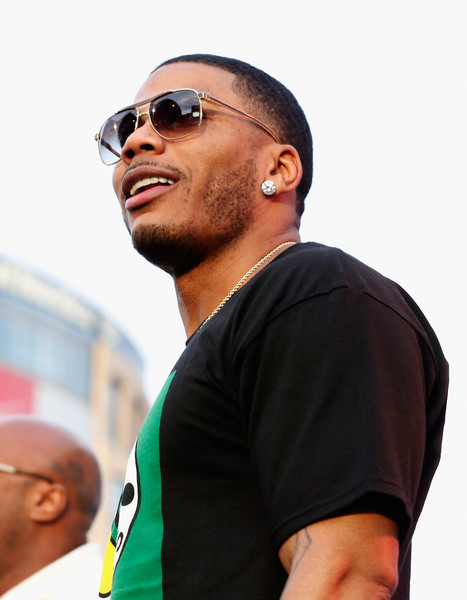 Nelly performs at Bud Light House of Whatever, which featured three days of parties, concerts and activities leading up to Super Bowl XLIX
