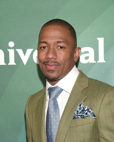 Nick Cannon attends the 2015 NBCUniversal Summer Press Day at the Langham Hotel on April 2, 2015 in Pasadena, California