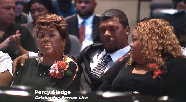Percy sledge funeral streaming live from louisiana link to it here