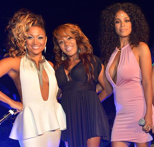 r&b divas la (3 of them)