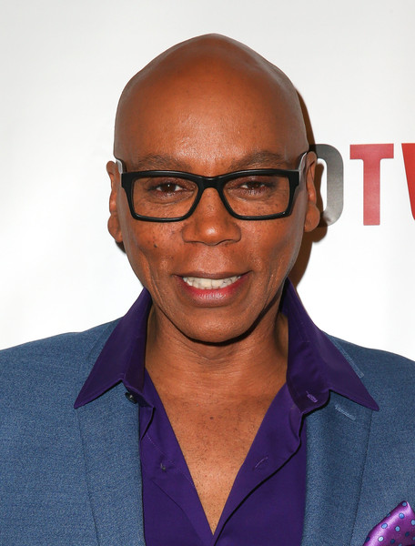 RuPaul attends the premiere of Logo TV's 'RuPaul's Drag Race' Season 7 at The Mayan on February 18, 2015 in Los Angeles, California