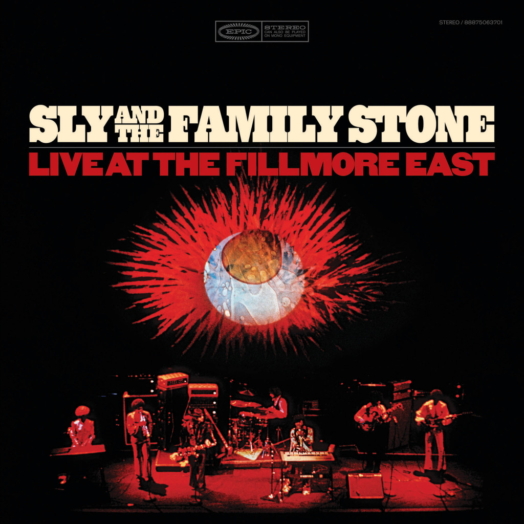 sly live at fillmore east
